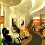 bán ghế massage tại hà nội