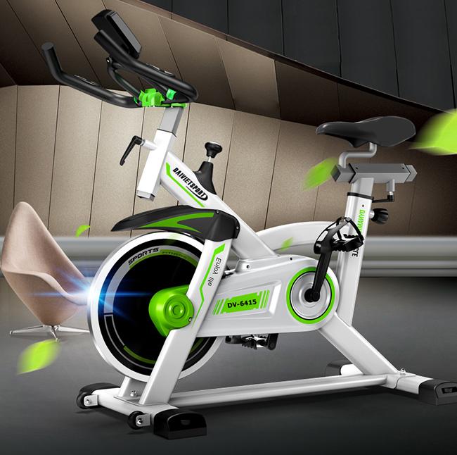 Vì sao dân văn phòng cần sử dụng xe đạp tập?
