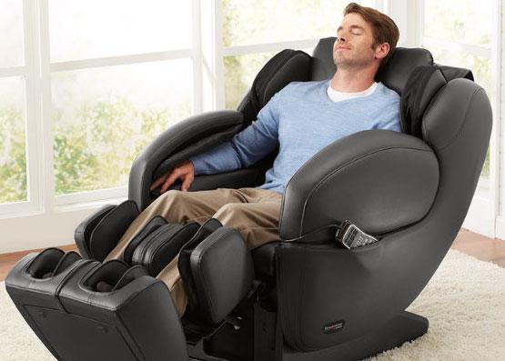 Những điều cần biết khi sử dụng ghế mát xa toàn thân